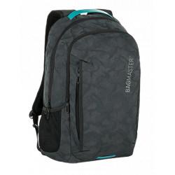 Městský batoh pro studenty Bagmaster MASTER 9 B CAMO
