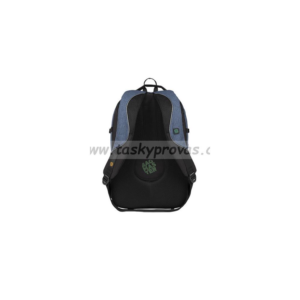 3599780a65 ... Studentský batoh Bagmaster MATRIX 9 B BLUE ...