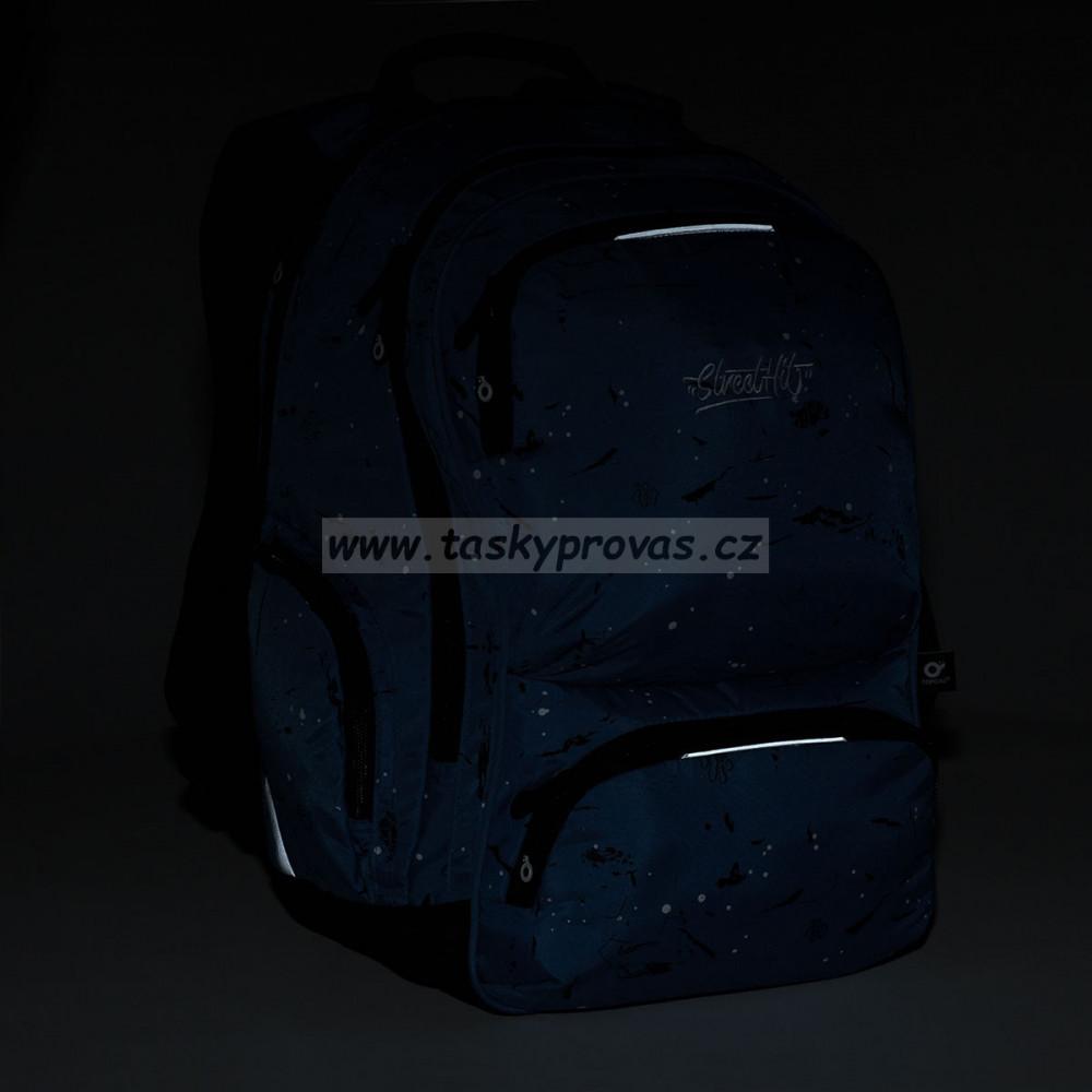7db36774ae Topgal ROTH 19038 B studentský batoh