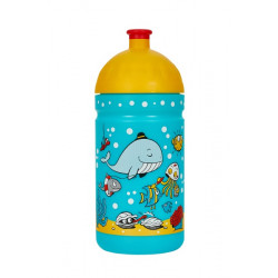 Zdravá lahev 0, 5 l Mořský svět