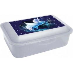 Box na svačinu P+P Karton 796918 Unicorn