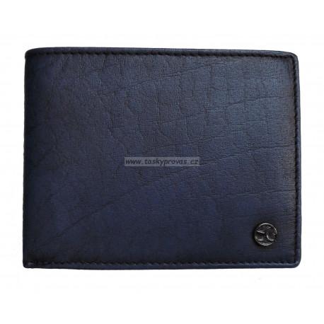 Pánská kožená peněženka Segali 794.114.2007 blue