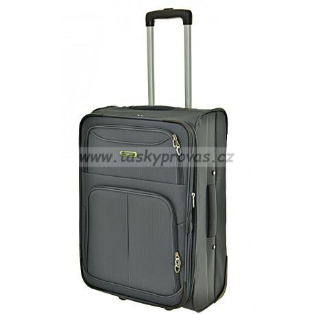 Madisson cestovní kufr 85103-60-13 šedý