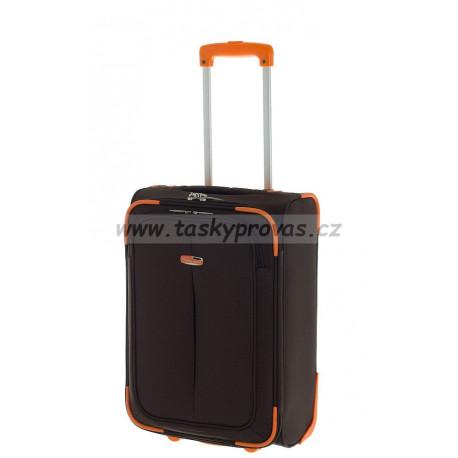 Cestovní kufr Madisson 57804-50-25 hnědý