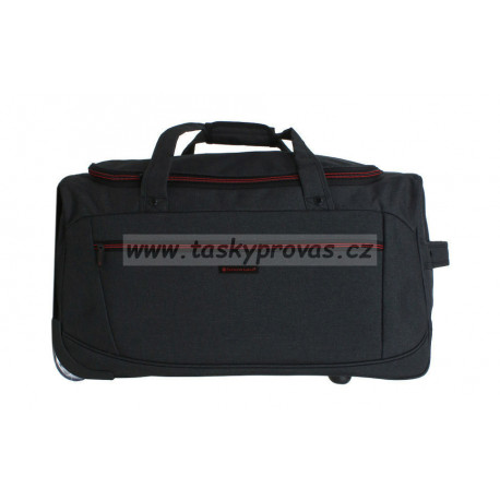 Cestovní taška na kolečkách Snowball 65362-01 čermošedá