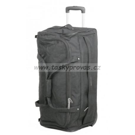 Cestovní taška na kolečkách Snowball 73872-01 šedá