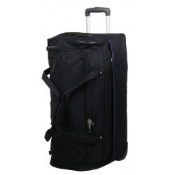 Cestovní taška na kolečkách Snowball 52772-01 černá