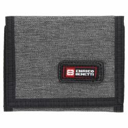 Enrico Benetti peněženka textilní 54563 dark grey