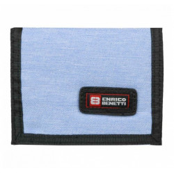 Enrico Benetti peněženka textilní 54563 light blue