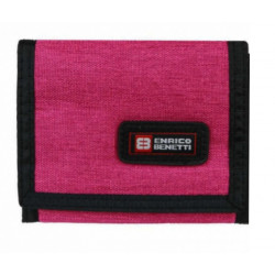 Enrico Benetti peněženka textilní 54563 fuchsia