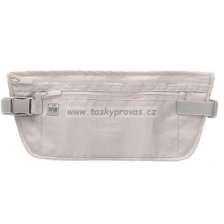 Enrico Benetti bezpečnostní ledvinka RFID 55021 šedá