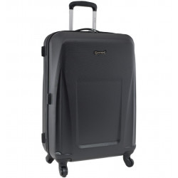 Cestovní kufr CITIES T-125/3-L ABS - černá