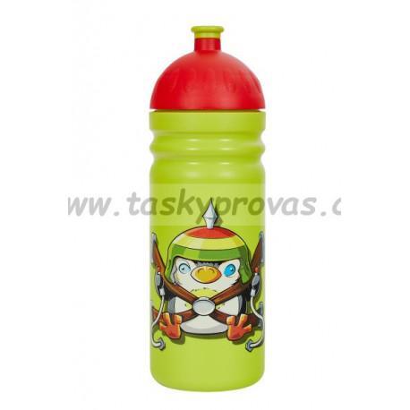 Zdravá lahev Scratch Wars Tučňák Bombarďák 0,7 l