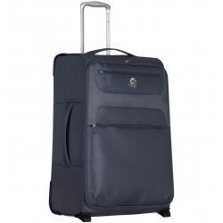 Cestovní kufr ECO-LITE T-1161/3-L - šedá