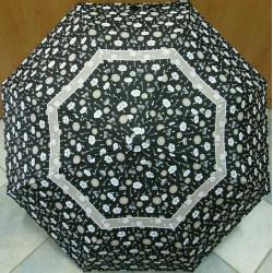 Deštník plně automatický Perletti Technology 21653 č/hn