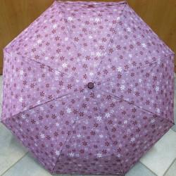 Deštník plně automatický Perletti Technology 21651 fialový