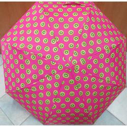 Deštník skládací Perletti 25992 kiwi