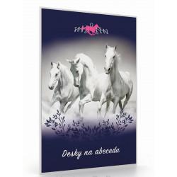 Desky na písmenka P+P Karton 396519 Kůň
