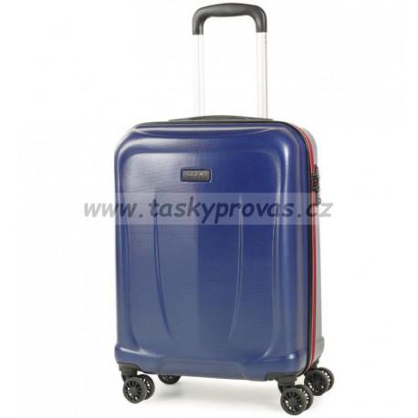 Cestovní kufr ROCK TR-0165/3-M ABS - modrá
