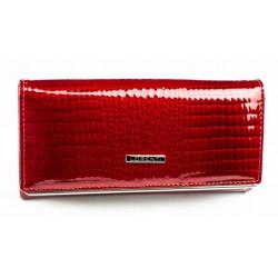 Dámská kožená peněženka Lorenti 72037-RS red