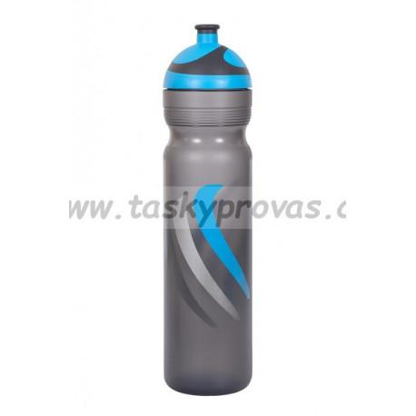 Zdravá lahev Bike 2K19 modrá 1 l