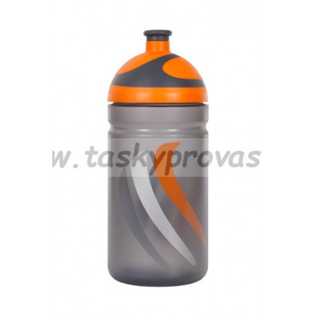 Zdravá lahev Bike 2K19 oranžová 0,5 l