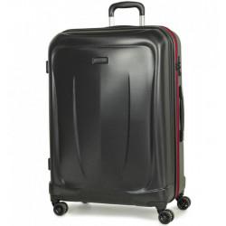 Cestovní kufr ROCK TR-0165/3-L ABS - černá