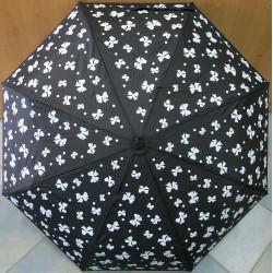Deštník skládací Airtex 5368 mašle