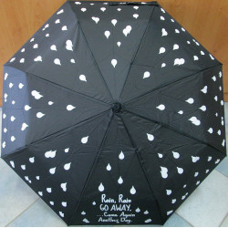 Deštník skládací Airtex 5368 kapky