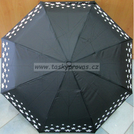 Deštník skládací Airtex 5368 hvězdy