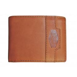 LandLeder pánská kožená peněženka 1687-24 sv.hnědá