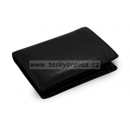 Pánská kožená peněženka Arwel 514-2503 černá