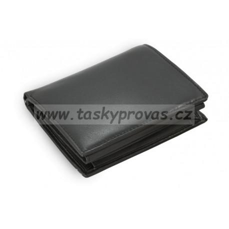 Pánská kožená peněženka Arwel 514-5424 černá
