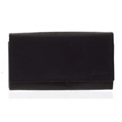 Dámská kožená peněženka Diviley 3129-M černá