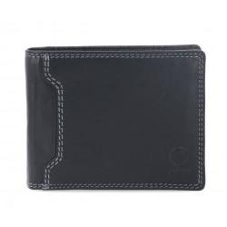 Pánská kožená peněženka Poyem ANDORA 5208 černá
