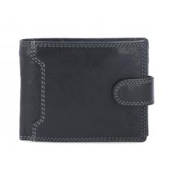 Pánská kožená peněženka Poyem ANDORA 5209 černá