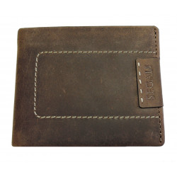 Pánská kožená peněženka Segali 50934 brown