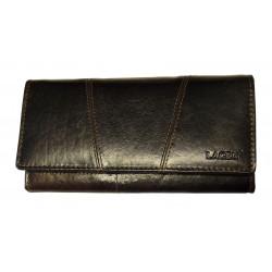 Dámská kožená luxusní peněženka Lagen PWL 388/T d.brown