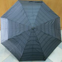 Deštník plně automatický Mini Max GF-528P černošedý