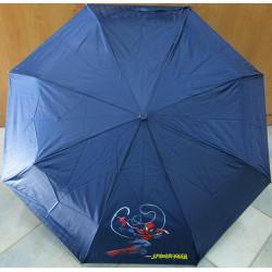 Deštník skládací Perletti 50976 Spiderman
