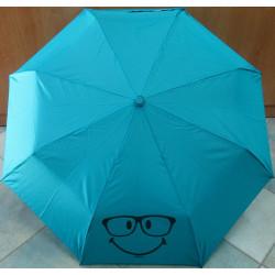Deštník skládací automat Smiley 25173