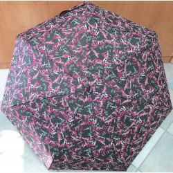 Deštník mini skládací Blue Drop A598DC růžový