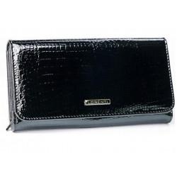 Dámská kožená peněženka Lorenti 1077-RS black
