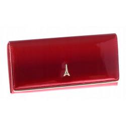 Dámská kožená peněženka Lorenti 72401-DSHK red