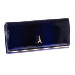 Dámská kožená peněženka Lorenti 72401-DSHK blue