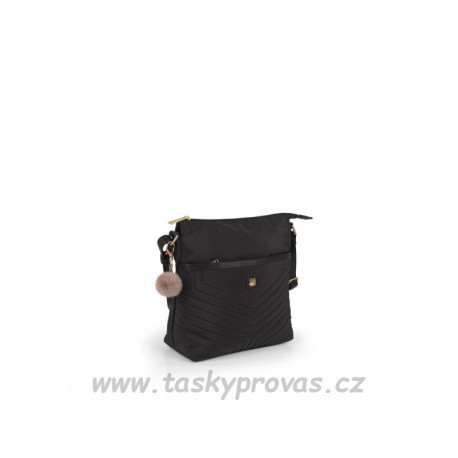 Gabol  VALS 537101 kabelka černá