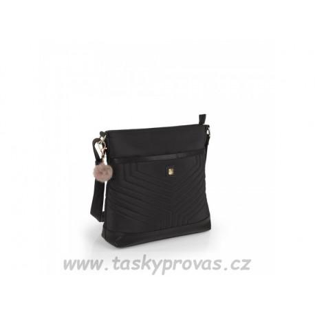 Gabol  VALS 537112 kabelka černá