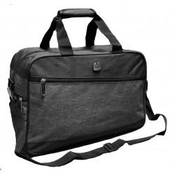 Gabol cestovní taška SAGA  117010 černá/šedá