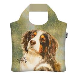 Ecozz taška Silver collection Berner Senner Dog