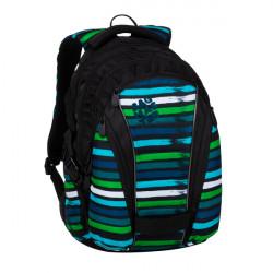 Bagmaster BAG 20 C blue/green/black/white studetnský batoh